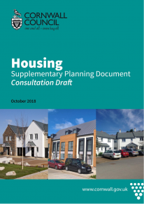 PA18/00003/SPD DRAFT HOUSING SUPPLEMENTARY PLANNING DOCUMENT 4149985