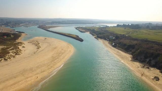North Quay, Hayle, Cornwall  from Kitchener Land and Planning