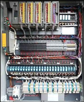 Picture 7 – Wiring completed