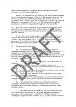 Draft Decision Notice - page 11