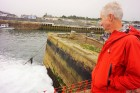 Carnsew sluices officially open -Peter Jamieson from SOS looks at Sluices which he has lobbied for over many years